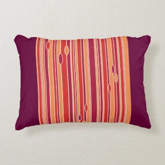 Modern Pomegranate Willows Decorative Cushion