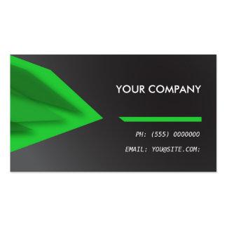 Modern Power business card