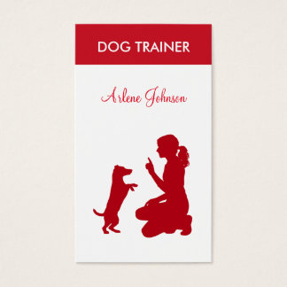 Modern Professional Dog Trainer