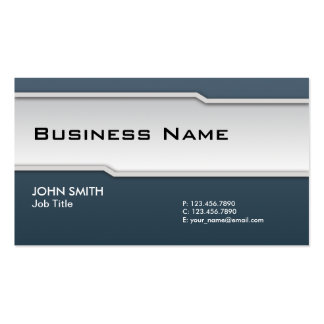 Modern Professional Elegant Classy Pack Of Standard Business Cards