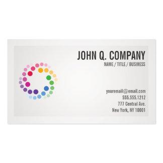 Modern Professional Logo Business Card