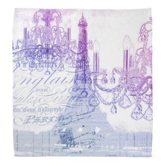modern purple chandelier paris eiffel tower do-rags