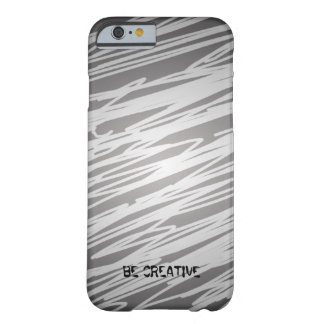 Modern Random-Striped Barely There Iphone 6 Cases Barely There iPhone 6 Case