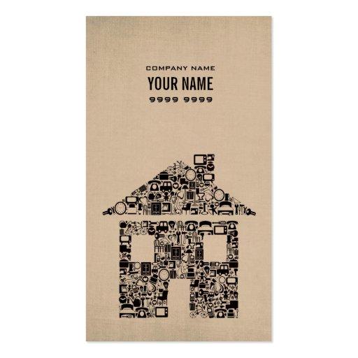 Modern Real Estate Realtor Template Business Card