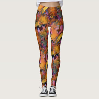 Modern Reef Series IV Leggings