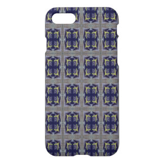 modern repeating square pattern iPhone 8/7 case