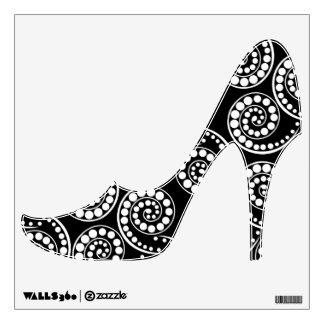 Modern retro polka dot elegant