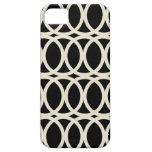 Modern Ring Pattern iPhone 5/5S Case