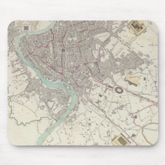 Modern Rome Mouse Pad