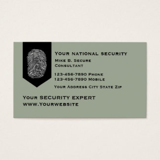 Modern Security Services