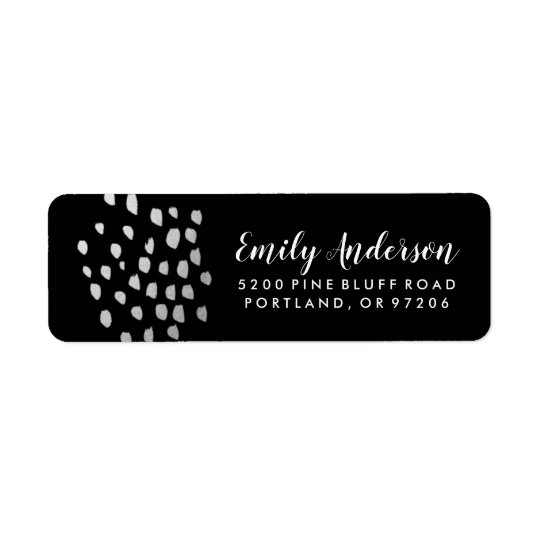 Modern Shimmer | Address Labels