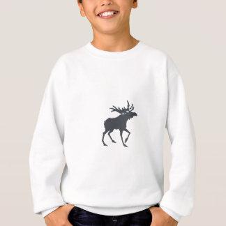 Modern, Simple & Beautiful Hand Drawn Antler Sweatshirt