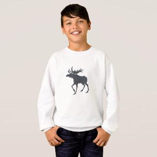 Modern, Simple & Beautiful Hand Drawn Deer Sweatshirt