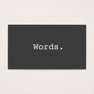 Modern simple writer publisher editor