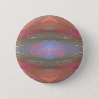 Modern Soft Charity Artistic Pattern 6 Cm Round Badge