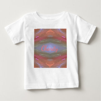 Modern Soft Charity Artistic Pattern Baby T-Shirt