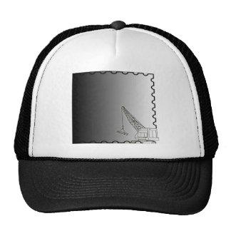 Modern Steel Construction Mesh Hat