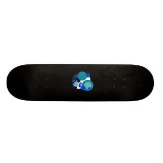Modern Strange Skate Deck