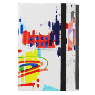 Modern Street Tiles - Lisbon iPad Mini Cover