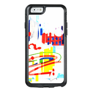 Modern Street Tiles - Lisbon OtterBox iPhone 6/6s Case