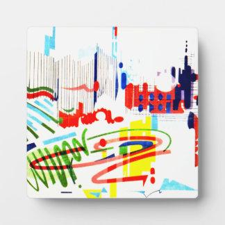 Modern Street Tiles - Lisbon Plaque