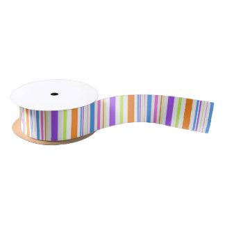 Modern Stripes Satin Ribbon