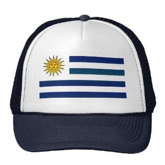 Modern Stripped Uruguayan flag Cap