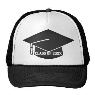 Modern Style Graduation Hat