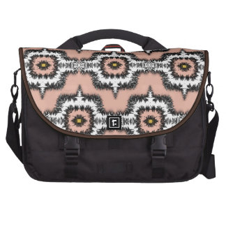 Modern Stylish Moroccan Style Repeat Patterned Commuter Bag