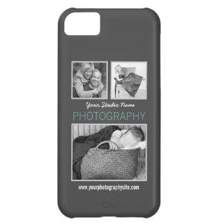Modern Three Photos Photography Business iPhone 5C Case