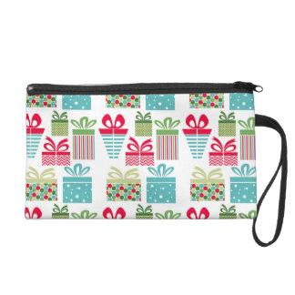 modern trends christmas presents wristlet purse