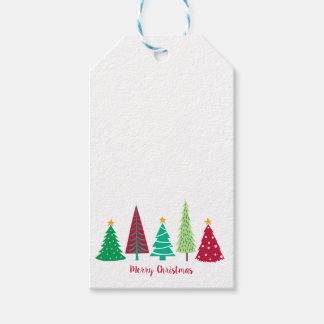 Modern trends Christmas Trees