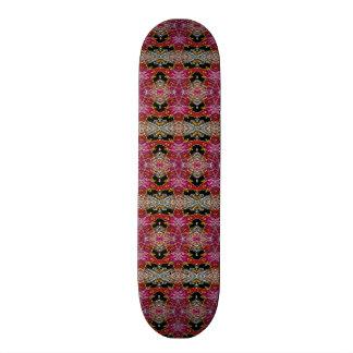 Modern trendy decorative pattern skate board decks