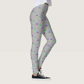 Modern Triangle Leggings
