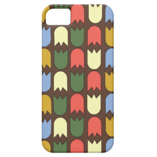 modern tulips on iPhone5 case
