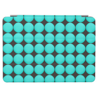 Modern Turquoise Pattern iPad Air Cover