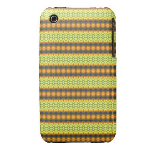 Modern unique pattern Case-Mate iPhone 3 case