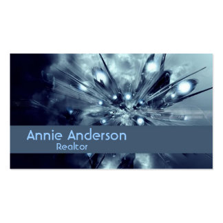 Modern Urban Chic Real Estate Business Cards