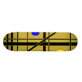 Modern Vibe 8 Skate Board