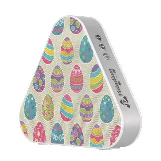 Modern Vintage Easter Eggs Decoration Pattern