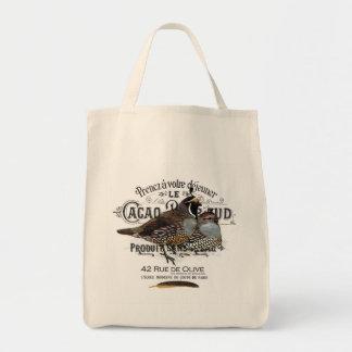 modern vintage fall quail bag