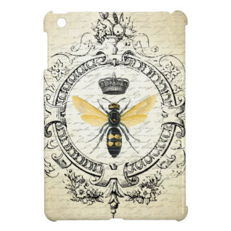 MODERN VINTAGE french queen bee Case For The iPad Mini