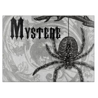 modern vintage halloween tarantula