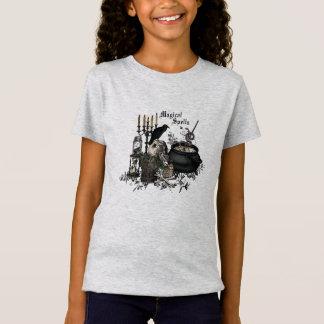 Modern vintage Halloween WITCHES BREW T-Shirt