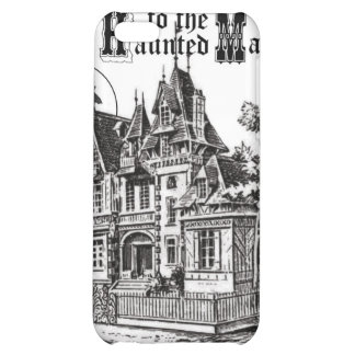 modern vintage haunted mansion cover for iPhone 5C
