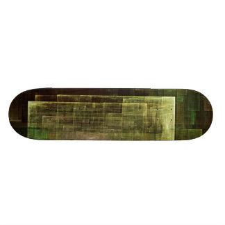 Modern Wall Art 21.6 Cm Old School Skateboard Deck