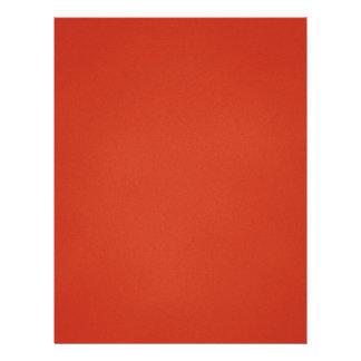 Modern Warm Red Grainy Texture 21.5 Cm X 28 Cm Flyer
