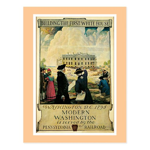Modern Washington Postcard