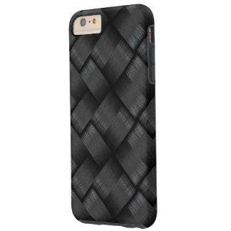 Modern Weave Texture Tough iPhone 6 Plus Case