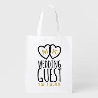 Modern Wedding Guest Swag